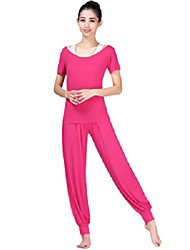 Yoga Clothing Suits Casual Casual/Daily Sports Wear Women'sYoga Pilates Dancing