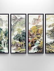 Décoration murale Asiatique Art mural