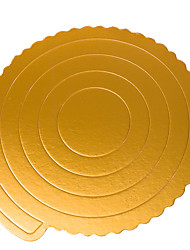 5 Pieces Baking Paper Pad Cake Pad Mousse Cake Paper Asked West Point Paper Tray Cake Decorating 8 Inches Round