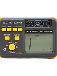 VICTOR victory insulation resistance tester VC60B+