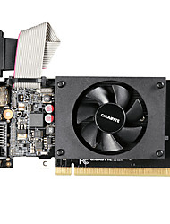 GIGABYTE Video Graphics Card GT730 1800MHz1GB/64 bit DDR3