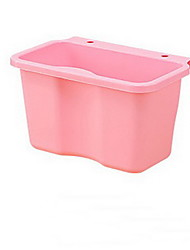 Large Back Hanging Garbage Storage Box Desktop Plastic Storage Box