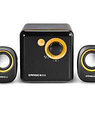EARISE Q2 Speaker 2.1  Channel  Multimedia  Computer  Audio Subwoofer