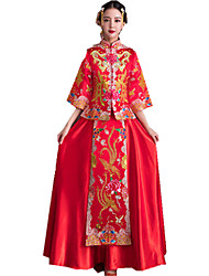 Outfits Cosplay Festival/Holiday Halloween Costumes Vintage Embroidered New Year Women's Polyster
