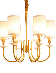 All Copper Chandelier Jade DecorativeLiving Room Chandelier B