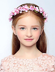 Bridal Wreath Flower Design/Child Wreath Head Flower