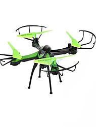 Dron JJRC H98-3 Con la cámara de 0,3 MP HD Retorno Con Un Botón Modo De Control Directo Vuelo Invertido De 360 GradosQuadcopter RC Mando