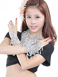 Belly Dance Jewelry Women's Performance Polyester 2 Pieces Bracelets
