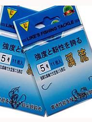 5 Barde Fine Pêche en mer Pêche d'eau douce Pêche générale Bateau de pêche / Pêche à la traîne