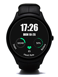 Bluetooth Smart watch D5 Plus Android 5.1 1GB8GB MTK6580 with SIM Card GPS Heart Rate Monitor Smartwatch