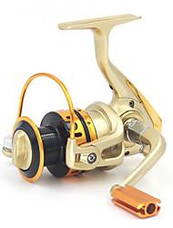 Reel Fishing Roulement Moulinet spinnerbaits 5:1 10 Roulements à billes EchangeablePêche d'eau douce Pêche au leurre Pêche générale