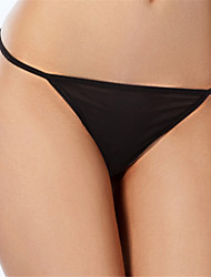Women's Sexy Diamond Lingerie Ultra-thin Briefs Low Waist Nightwear G-string Panties Plus Size M-3XL