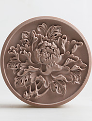 Peony Soap Mold DIY Silicone Soap Candle Mold Handmade Soap Salt Carved DIY Silicone Food Grade Silicone Mold