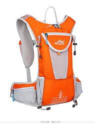 Unisex Sport & Freizeit Tasche Nylon Ganzjährig Sport Klettern Wochenendtasche Reißverschluss Grün Schwarz Orange Purpur Rot 30-40