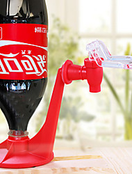 NEW Bottle Upside Down Drinking Fountain Cola Beverage Faucet Tap Switch Drinker Hand Pressure Water Dispenser Kitchen Dining Bar Home Drinkware Tool