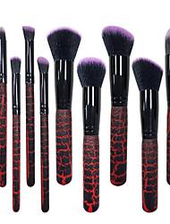 Otros Pinceles Contour Brush Sistemas de cepillo Cepillo para Colorete Cepillo para Polvos Cepillo para Base Pelo Sintético Todo en Uno