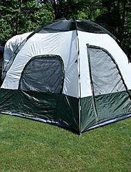 3-4 человека Световой тент Палатка на кузов Двойная Палатка Складной тент Водонепроницаемость Ультрафиолетовая устойчивость