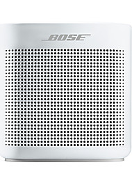 BOSE SoundLink Color II Speaker 2.0 Channel Waterproof Voice Tip Built-In Microphone