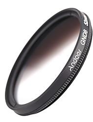 Andoer 52mm kreisförmige Form abgestuft neutrale Dichte gnd8 Graduierung Grau Filter für Kanon Nikon Dslr Kamera