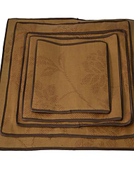 Dog Bed Pet Mats & Pads Solid Soft