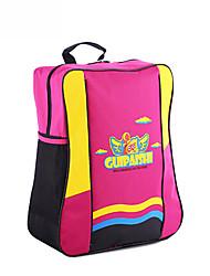 Roller Skates Ballet Pullover Children Shoulder Backpack Bag Helmets Full set of roller skates