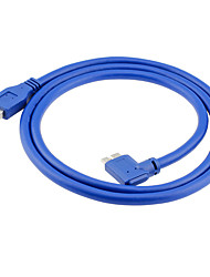USB 3.0 Cavi, USB 3.0 to USB 3.0 Micro-B Cavi Maschio/maschio 1.0m (3 piedi)