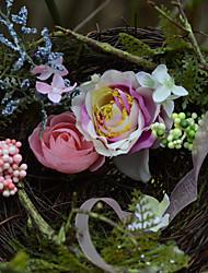 Ricami A fiore Rattan