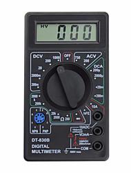 DT-830B multimètre numérique de poche pour la réparation de montre