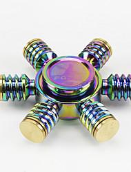 Mão Spinner Brinquedos Inovador Seis Spinner EDCBrinquedos de escritório Alivia ADD, ADHD, Ansiedade, Autismo Por matar o tempo O stress
