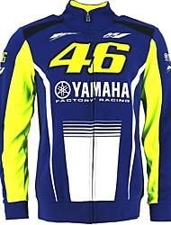 MOTO GP Jacket Motorcycle Racing Clothing Sweater YAMAHA Cycling Clothing Sweater Motorcycle Casual Motorcycle Jacket