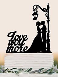 Украшения для торта Высокое качество Свадьба День рождения Свадьба День рождения Пластмассовая сумка