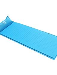 Cama de Acampamento Retangular Solteiro (L150 cm x C200 cm) 12 EsponjaX65 Acampar e Caminhar Quente Prova-de-Água
