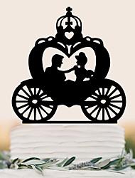 Decorações de Bolo Alta qualidade Casamento Aniversário Bolsa PVS