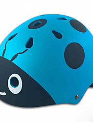 Skate Helmet Kid's Adults' Helmet CE Certification Damping Flexible Kids / Teen for Ice Skating Skate Cycling/Bike Skateboarding
