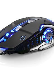 G3 6 teclas 3200dpi usb com mouse com fio com cabo de 120cm