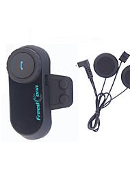 Motocicletta V4.0 Cuffie Bluetooth Handsfree per auto Lettore MP3