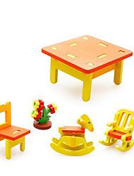 Tue so als ob du spielst Bausteine 3D - Puzzle Für Geschenk Bausteine 3-6 Jahre alt Spielzeuge