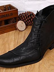 Unisexe Bottes Chaussures formelles Bottes de Cowboy / Western Bottes Cavalières Bottes à la Mode Bottes Moto Botillons boîtes de Combat