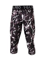 Hombre Pantalones para senderismo Gimnasio, Correr & Yoga Secado rápido Al Aire Libre Casual Pantalones/Sobrepantalón para S M L XL XXL