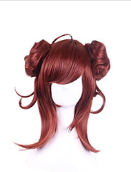 Synthetic Wigs Cosplay Wig Onmyoji Medium Wigs for Women Costume Wigs Capless Wigs