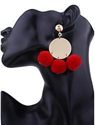 Women's Drop Earrings Hoop Earrings Earrings Set Tassel Geometric Fashion Bohemian Bling Bling Alloy Jewelry ForCasual Stage Date Club