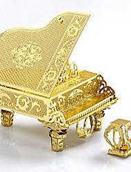 DIY KIT 3D Puzzles Jigsaw Puzzle Toys Others Musical Instruments 3D Unisex Pieces