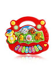 Instrumentos de juguete Piano Plásticos