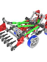 Kit de Bricolage Modèle d'affichage Blocs de Construction Jouet Educatif Pour cadeau Blocs de ConstructionAutomatique Chariot Elévateur