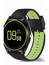 Bluetooth Smart Watch V9 With Camera Smartwatch Pedometer Health Sport MP3 Clock Hours Men Women Smartwatch For Android