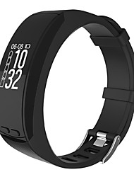 Smart Bracelet iOS Android IP67 Long Standby Calories Burned Pedometers Exercise Record Sports Heart Rate Monitor Distance Tracking