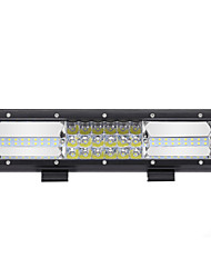 162W 16200lm 6000K LED White Combo 3-Rows Working Light for Car/Boat/Headlight   9v-32v