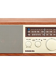 SANGEAN WR-11BT Radio Classic Desktop Bluetooth Speakers Two Bands