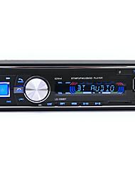 Estéreo de la radio audio del coche 12v 10m transmiten la distancia fm bluetooth v2.0 usb sd mp3 jugador aux mic con manos libres con
