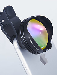IVR Mobile Phone Lens 3 Times  Long Focal Lens External Lens